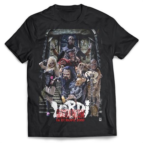 Lordi - Sextourcism, T-Shirt
