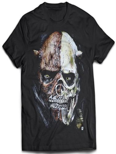 Lordi - OX Face 2016, T-Shirt