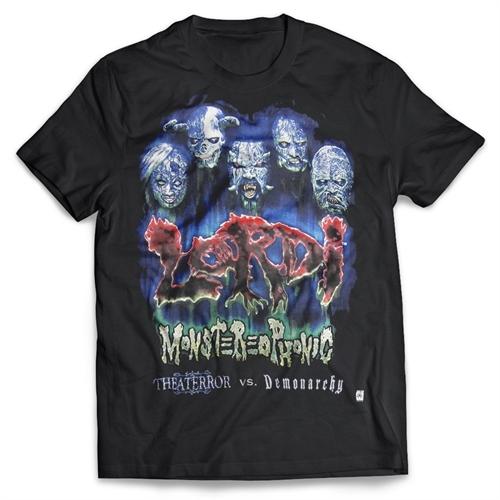 Lordi - Theaterror vs. Demonarchy, T-Shirt