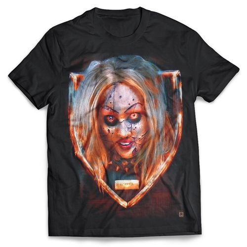 Lordi - Face Hella 2020, T-Shirt