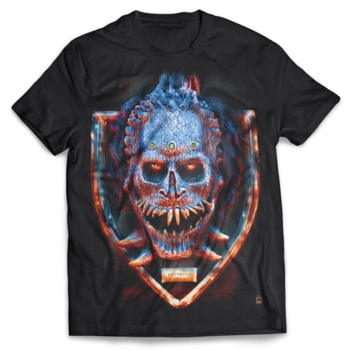 Lordi - Face Hiisi 2020, T-Shirt