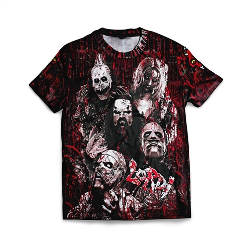 Lordi - All Over Print, T-Shirt