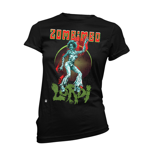 Lordi - Zombimo, Girlie