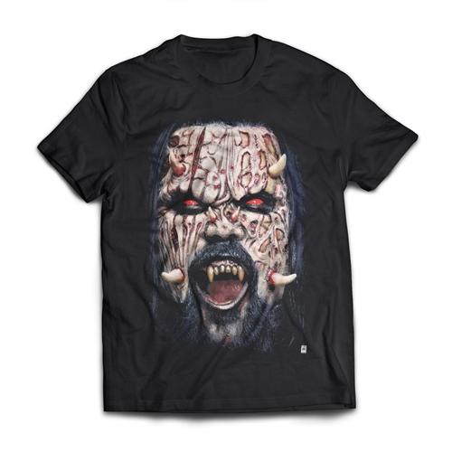 Lordi - Mr.Lordi Face 2016, T-Shirt