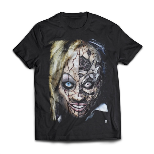 Lordi - Hella Face 2016, T-Shirt