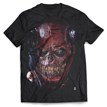 Lordi - Face OX, T-Shirt
