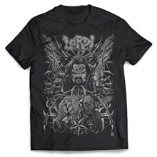 Lordi - Tour 2018, T-Shirt