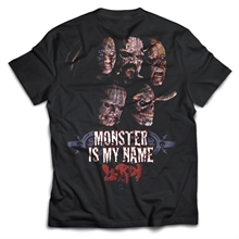 Lordi - Monster is my name, T-Shirt