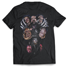 Lordi - Heads, T-Shirt