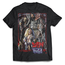 Lordi - Group, T-Shirt