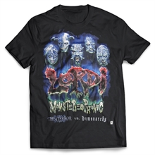 Lordi - Theaterror vs. Demonarchy, T-Shirt