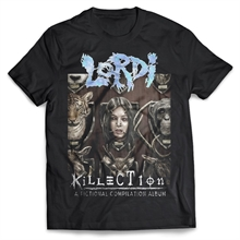 Lordi - Killectour, T-Shirt
