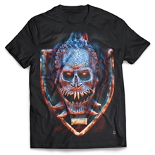 Lordi - Face Hiisi Neu - Edition 2020, T-Shirt