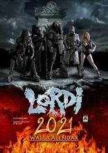 Lordi - Kalender 2021